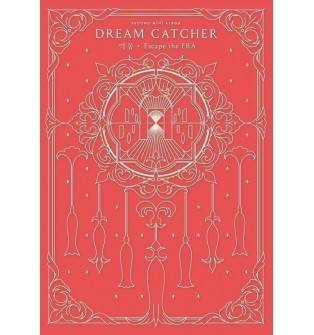 Dream Catcher - 2nd Mini Album: Escape the ERA CD (Inside Version)