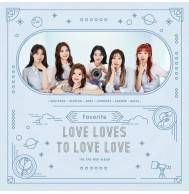 Favorite - 2nd Mini Album: Love Loves To Love Love CD