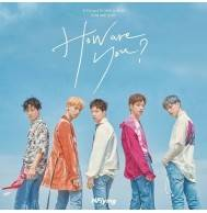 N.Flying - 4th Mini Album: How Are You? CD