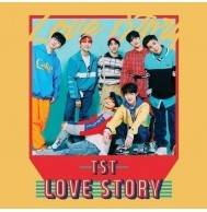 Top Secret - 1st Single Album: Love Story CD