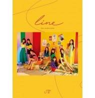 UNI.T - 1st Mini Album: line CD