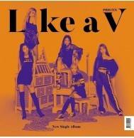 Pristin V - 1st Single Album: Like a V CD