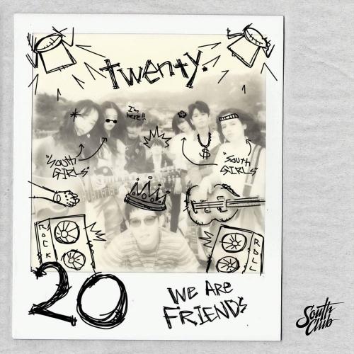 Nam Tae Hyun (South Club) - 2nd EP: 20 CD