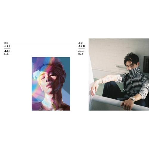 Jonghyun (Shinee) - Collection: Story Op. 2 CD