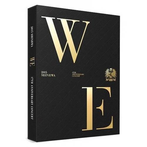 Shinhwa - 17th Anniversary Concert WE DVD