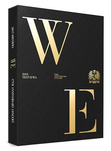 Shinhwa - 17th Anniversary Concert: WE DVD