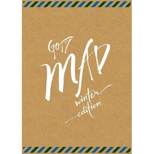 GOT7 - Mini Album Repackage MAD Winter Edition (Merry Ver.)