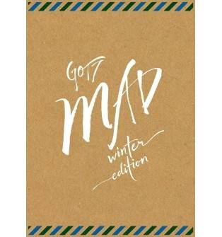 GOT7 - Mini Album Repackage: MAD Winter Edition (Merry Version) CD