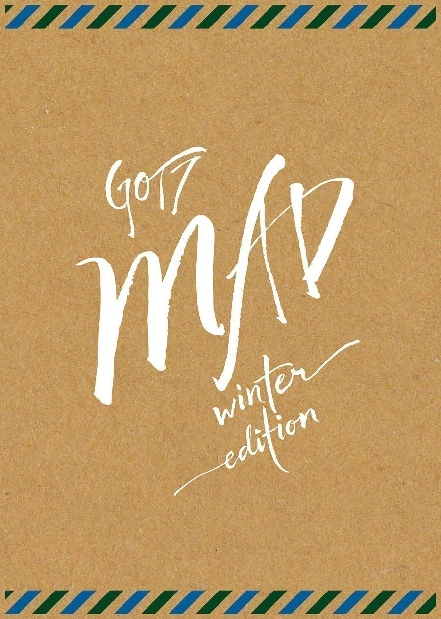 GOT7 - Mini Album Repackage: MAD Winter Edition (Merry Version) CD