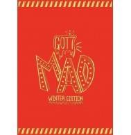GOT7 - Mini Album Repackage: MAD Winter Edition (Happy Version) CD