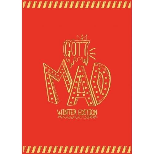 GOT7 - Mini Album Repackage: MAD Winter Edition (Happy Version) CD