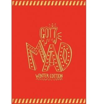 GOT7 - Mini Album Repackage MAD Winter Edition (Happy Ver.)