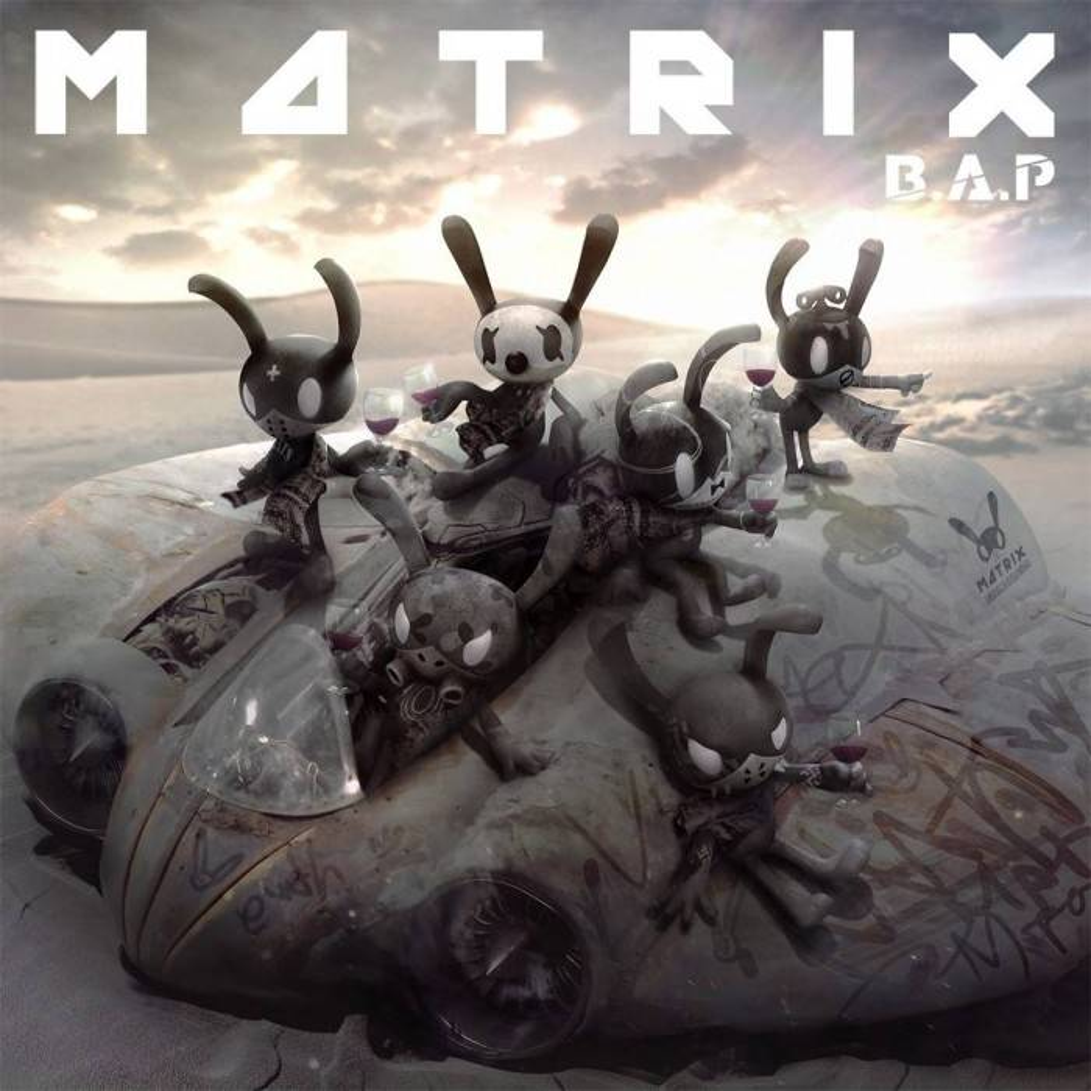 B.A.P - 4th Mini Album Matrix