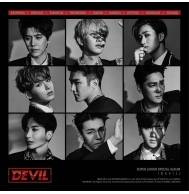Super Junior - Special Album: Devil CD