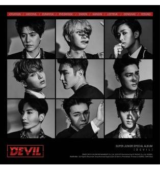 Super Junior - Special Album Devil