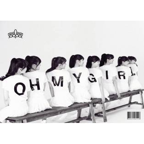 Oh My Girl - 1st Mini Album