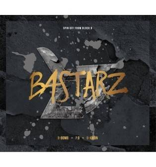 Block B Bastarz - 1st Mini Album CD