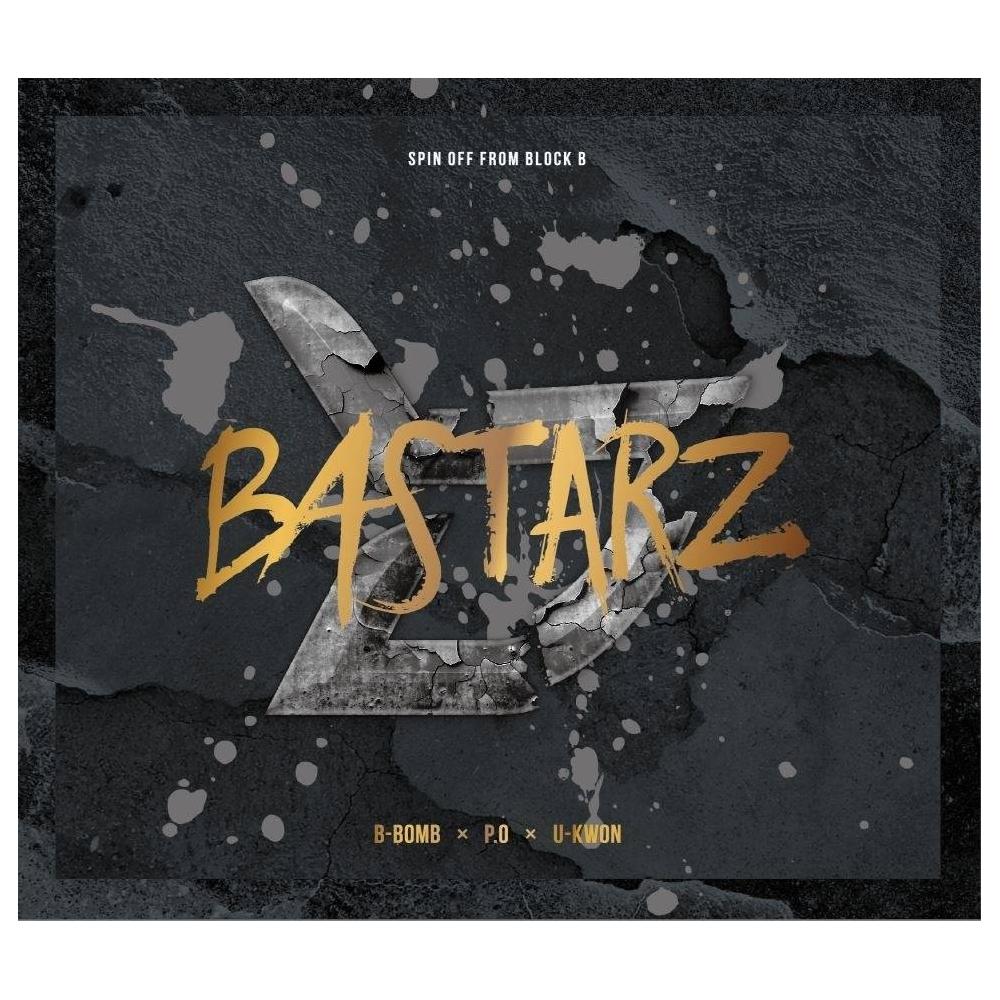 Block B Bastarz - 1st Mini Album