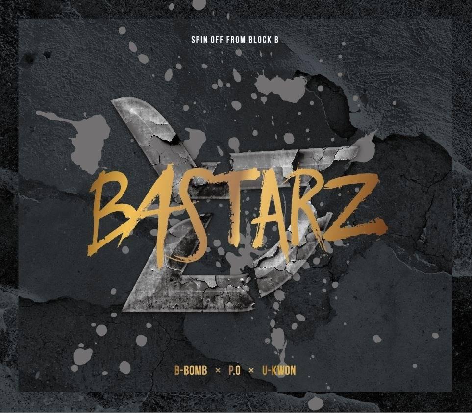 Block B Bastarz - 1st Mini Album CD