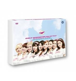 Girls' Generation - World Tour Girls & Peace in Seoul DVD