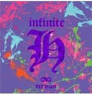 Infinite H - Fly HIgh (Mini Album) CD