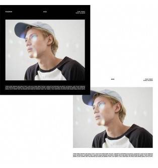 Taemin - 1st Mini Album: Ace CD