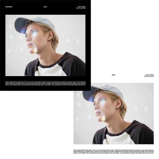 Taemin - 1st Mini Album: Ace CD