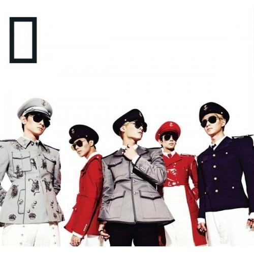 SHINee - 5th Mini Album Everybody