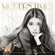 IU - 3rd Album: Modern Times CD