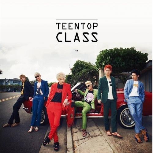 Teen Top - 4th Mini Album Teen Top Class