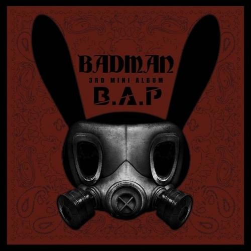 B.A.P - 3rd Mini Album Badman