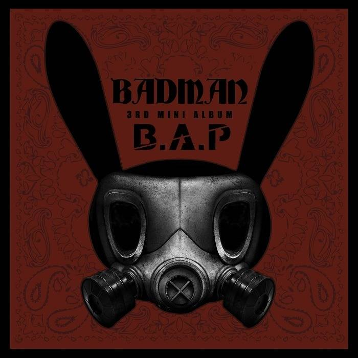 B.A.P - 3rd Mini Album: Badman CD