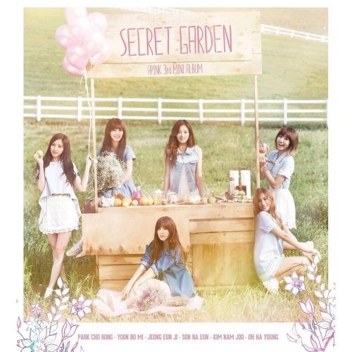 Apink - 3rd Mini Album: Secret Garden CD