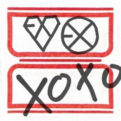 EXO - 1st Album Xoxo (Hug Ver)