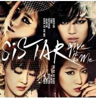 Sistar - 2nd Album Give It To Me