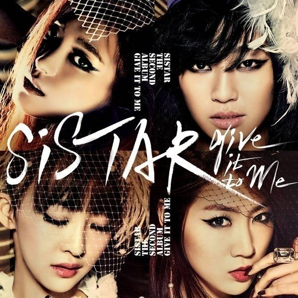 Sistar - 2nd Album: Give It To Me CD
