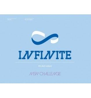 Infinite - 4th Mini Album: New Challenge CD