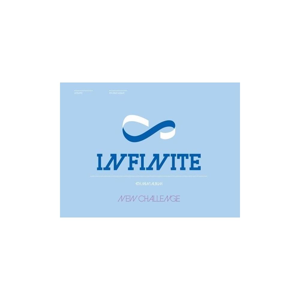 Infinite - 4th Mini Album New Challenge