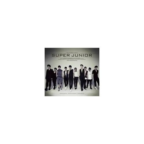 Super Junior - 4th Album: Bonamana (Type C) CD