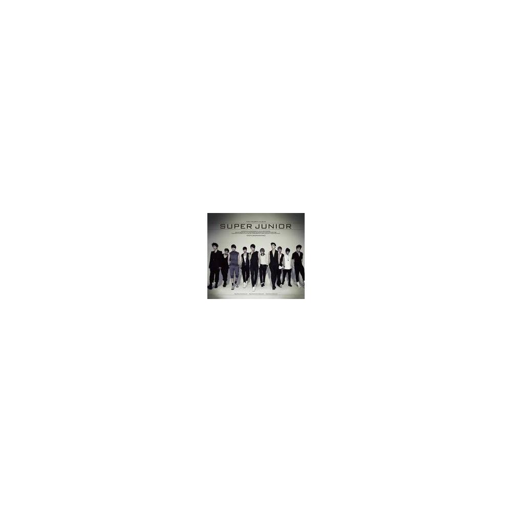 Super Junior - 4th Album Bonamana (Type C)