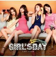 Girl's Day - 1st Album: Expectation CD
