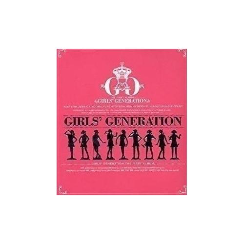 Girls' Generation (SNSD) - 1st Album CD