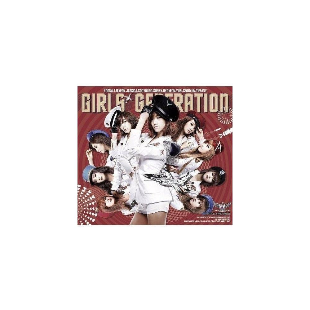 Girls' Generation (SNSD) - 2nd Mini Album: Genie CD - catchopcd