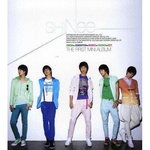 SHINee - 1st Mini Album: Replay CD
