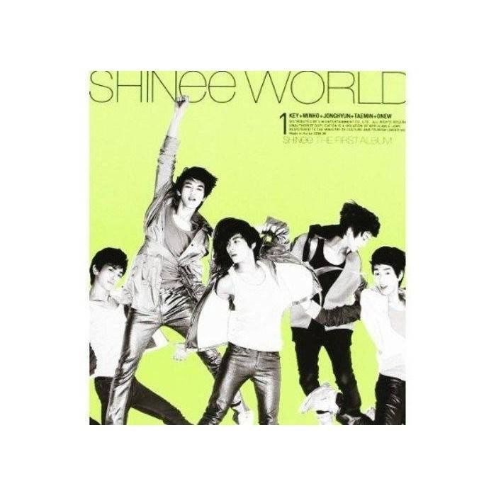 SHINee - 1st Album The SHINee World (Ver. A)