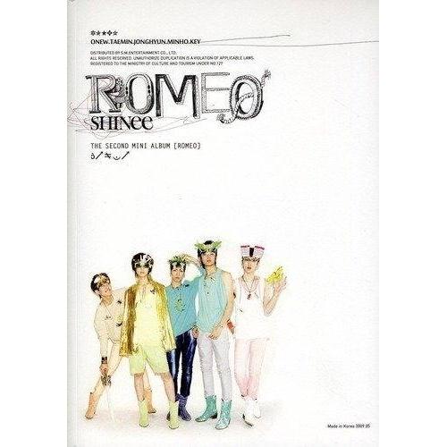 SHINee - 2nd Mini Album ROMEO