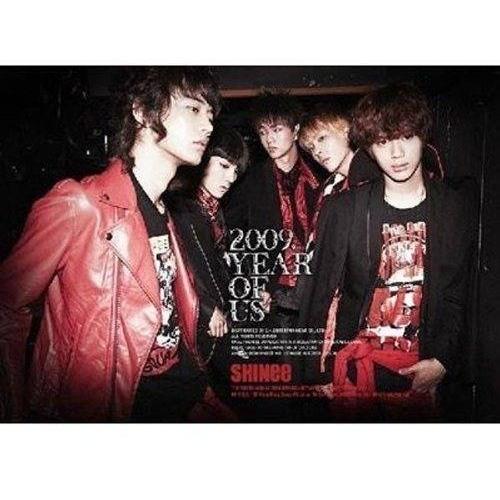 SHINee - 3rd Mini Album: 2009, Year Of Us CD