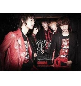 SHINee - 3rd Mini Album: 2009, Year Of Us CD