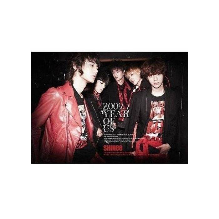 SHINee - 3rd Mini Album 2009, Year Of Us