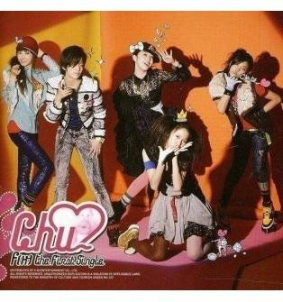 F(x) - Chu (1st Single) CD